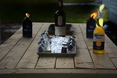 Crack a Cold One W/ The Boys Picnic Table in Camp Lejeune, North Carolina