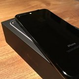 iPhone 7 plus for Sprint ATT Verizon T-Mobile Jet Black 128gb in Morris, Illinois
