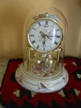 "Hermle torsion pendulum clock 7"" in Ramstein, Germany"