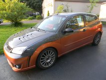 2005 Ford Focus ZX3 5 Speed Manual Track or Street in Bartlett, Illinois