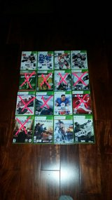 10 Xbox 360 games in Lockport, Illinois