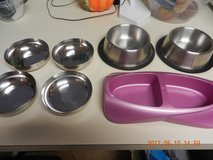 Assorted Cat dishes $2.00/each or $5.00/all  - Havelock in Cherry Point, North Carolina
