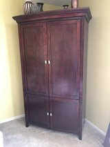 Beautiful Cherry armoire in Bolingbrook, Illinois