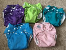 Cloth diapers w/inserts in Fort Campbell, Kentucky