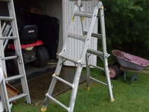 ladder in Fort Knox, Kentucky