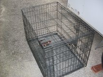 large dog cage in Fort Knox, Kentucky