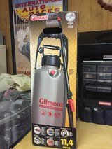Brand new Gilmore Professional Tank Sprayer  Never Used in Lockport, Illinois