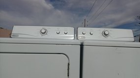 MAYTAG WASHER AND DRYER SET in Fort Bliss, Texas