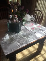 Bridal/Baby Shower glassware in Glendale Heights, Illinois