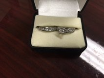 Ladies 2CT TW Engagement Ring and Wedding Band in Tyndall AFB, Florida