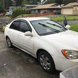 2006 Kia Spectra in Fort Lewis, Washington