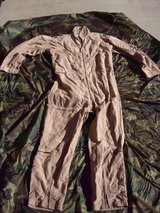 Tan USAF Flight Suit size 44R in Mountain Home, Idaho