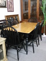 Table with 6 chairs in Fort Leonard Wood, Missouri