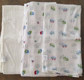 Aden & Anais classic swaddle blankets in Plainfield, Illinois