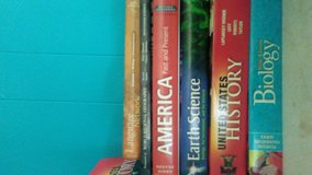 Text books in Lake of the Ozarks, Missouri