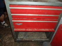craftsman tool cabinet with tools in Alamogordo, New Mexico