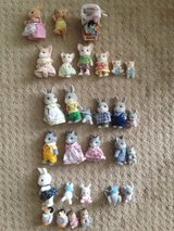 Calico Critters Multiple Families in Naperville, Illinois