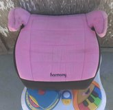 Booster Seat in Yucca Valley, California