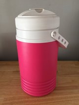 Pink Half Gallon Igloo Drink Cooler Water Jug in Naperville, Illinois