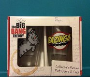 Big Bang Theory pint glass set in Warner Robins, Georgia