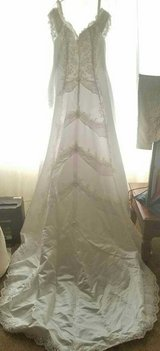 Wedding dress in Barstow, California