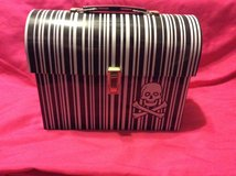 Novelty Skull case/lunchbox in Warner Robins, Georgia