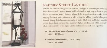 Southern Living at Home Natchez Street Lantern in Kingwood, Texas