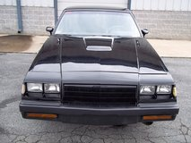 86 Buick Grand National Grand National in Dover AFB, Delaware