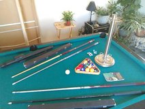 9 foot pool table-REDUCED in Yucca Valley, California