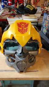 Transformers vintage bumble bee helmet in Pleasant View, Tennessee