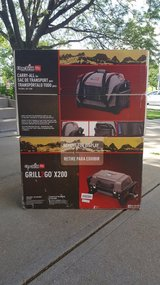 Charbroil Grill 2Go X200 & Carry All Case in Bellevue, Nebraska