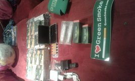 Green leaf smoker kit in Fort Campbell, Kentucky