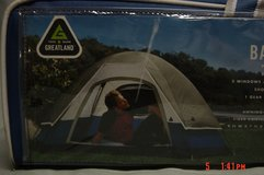 Greatland 2-3 Person Backpacking tent in Naperville, Illinois