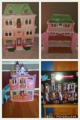 doll houses in Fort Benning, Georgia