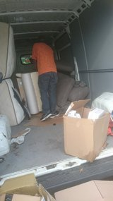 HIGH QUALITY JUNK REMOVAL,  DEBRIS HAULING, FMO PICK UP AND DELIVERY in Ramstein, Germany