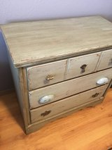 Antique Distressed Dresser in Fort Lewis, Washington