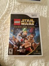 Lego Star Wars: The Complete Saga (Nintendo Wii) in Glendale Heights, Illinois