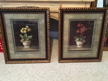 2 pictures  beautiful framed large pictures in Warner Robins, Georgia