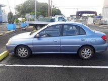 2003 Kia Rio 4 Door in Honolulu, Hawaii