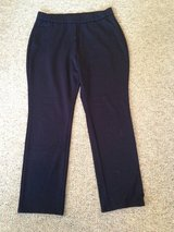 Navy Blue Stretch Pants by Croft & Barrow - L in Naperville, Illinois