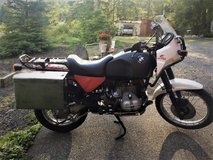 1991 BMW R-100 GS Very cool in Tacoma, Washington