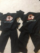 Kids karate club uniform for $10 each in Naperville, Illinois