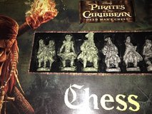 Pirates of Caribbean Chess Set in New Lenox, Illinois