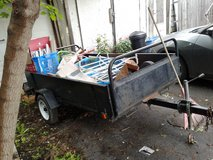 4X7 utility trailer in Watertown, New York