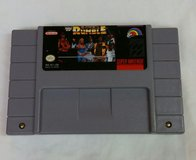 SNES WWF ROYAL RUMBLE in Columbus, Georgia