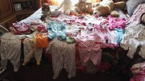 Excellent set of baby overall(25items)and bibs etc in Ramstein, Germany