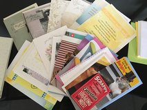 greeting cards variety/hair care lot in Okinawa, Japan