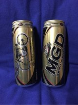 Two MGD collector series in Ramstein, Germany