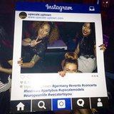 Instagram Frame for your Party in Ramstein, Germany