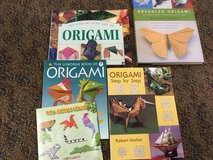 The Usborne Book of Origami, Origami, Advanced Origami, Origami Magic, and at least 4 others in Batavia, Illinois